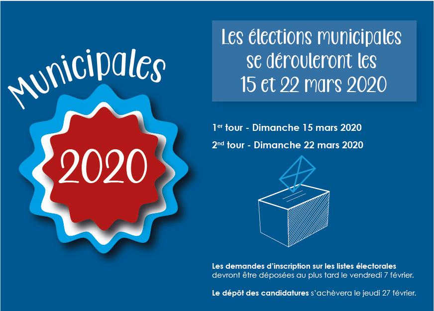 Elections Municipales En 2020